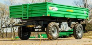 Прицеп тракторный 2 птс 4: технические характеристики, особенности эксплуатации