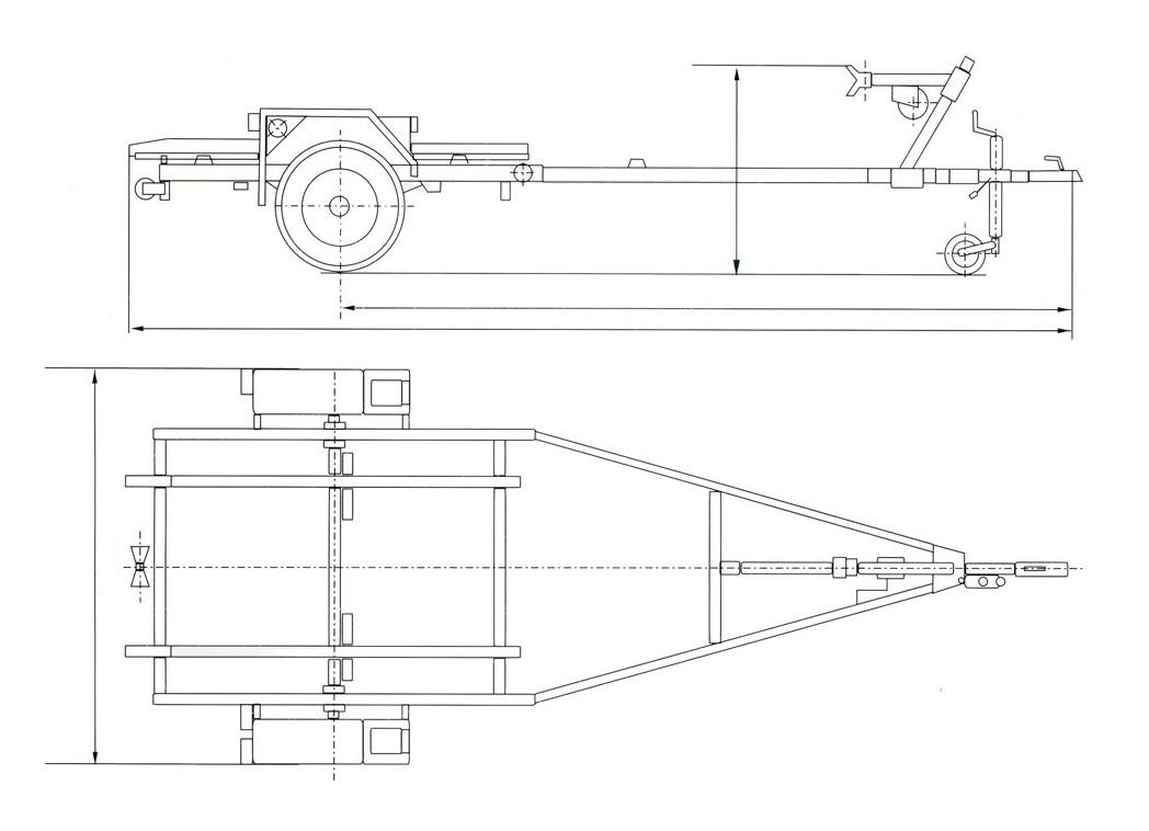 Прицеп для лодки своими руками: технология сборки и особенности эксплуатации