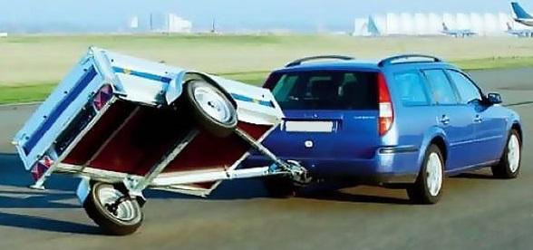 Нужна ли страховка на прицеп к легковому автомобилю